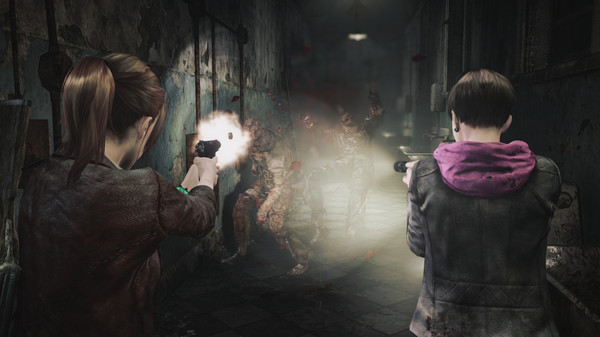 Resident Evil: Revelations 2 - Episode 3 (X-BOX 360) 2015