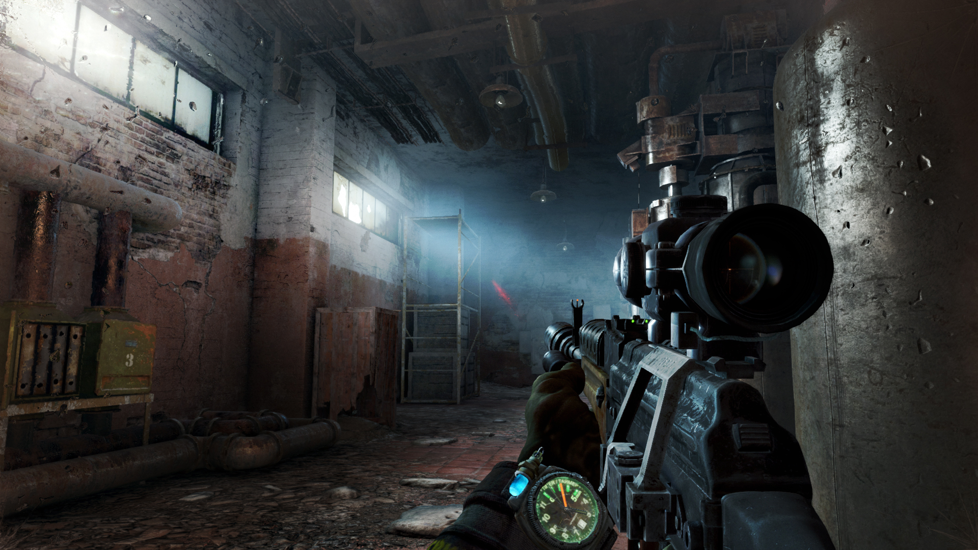 Metro Last Light Redux screenshot 2