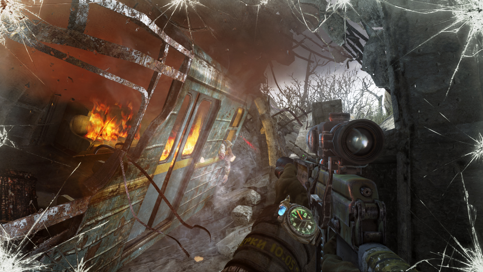 Metro Redux Bundle (2014) PC | Steam-Rip  от R.G. GameWorks