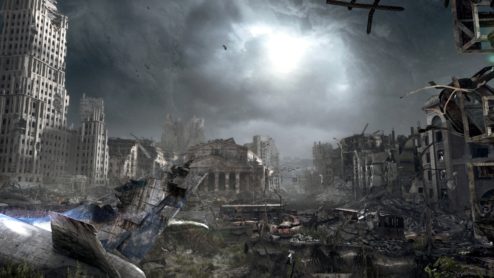 Metro Last Light Redux FLT