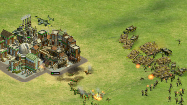 Download Rise of Nations Extended Edition-FLT