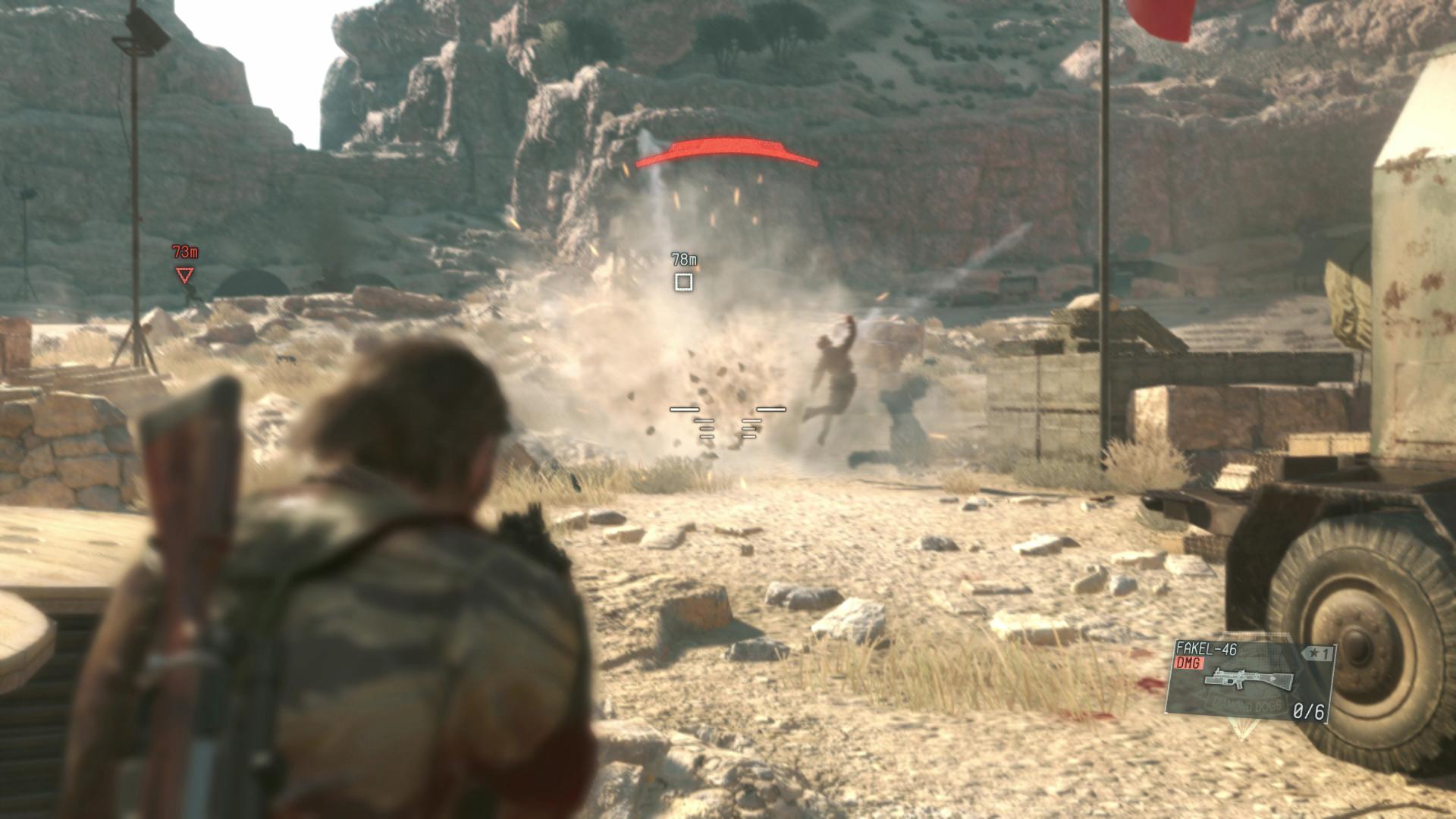 Metal Gear Solid V: The Phantom Pain Screenshot 3