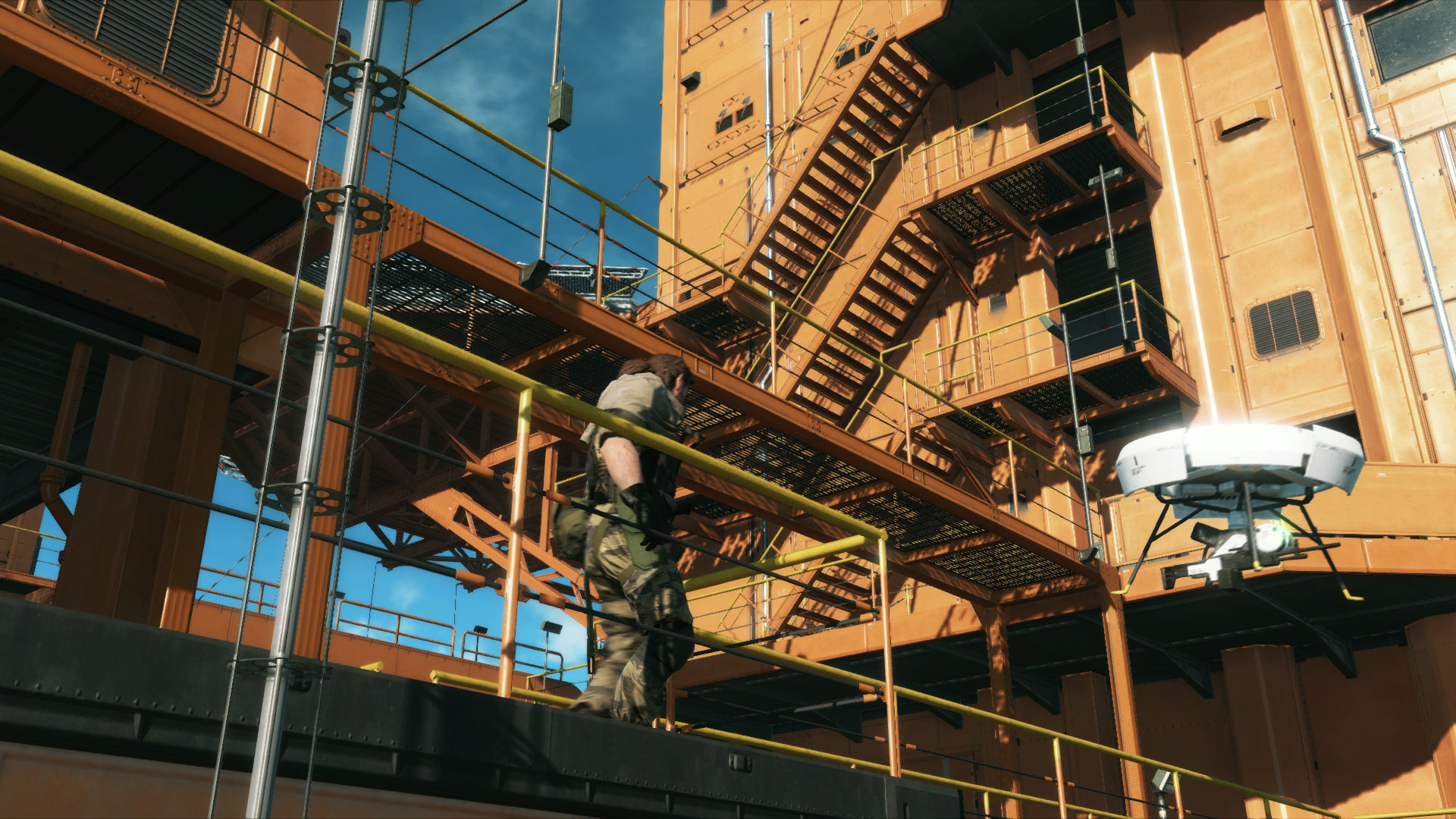 Metal Gear Solid V 3dm V2 Patch