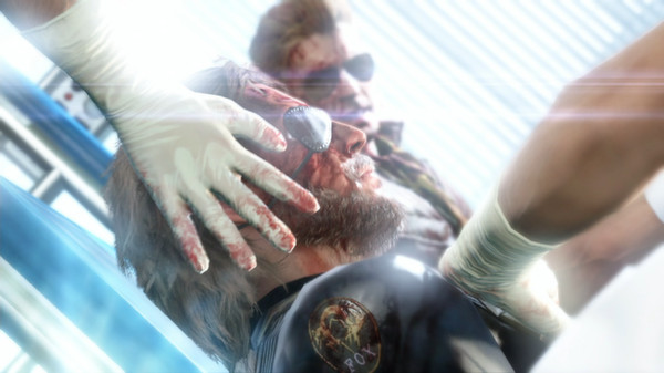 Image of Metal Gear Solid V The Phantom Pain Repack PC Game Full Version Free Download