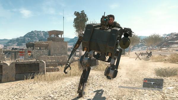Metal Gear Solid V: The Phantom Pain PC MULTi8-RePack Download