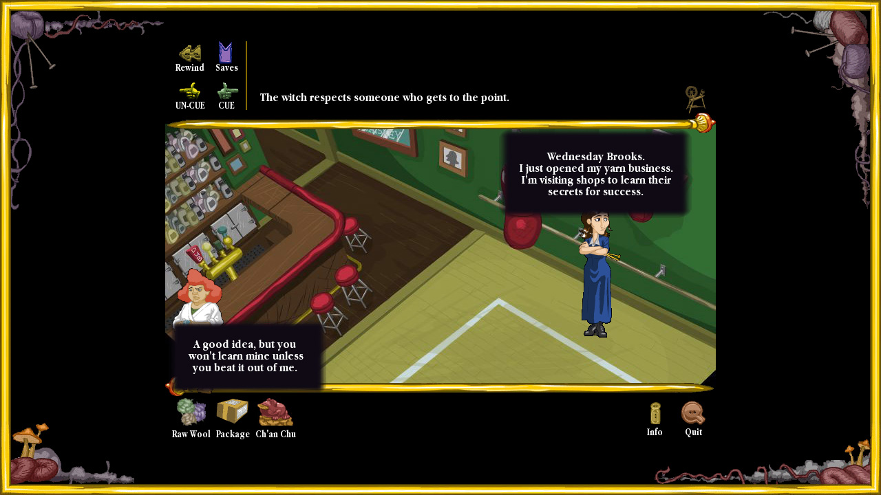 The Witch's Yarn screenshot