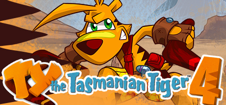 Free TY the Tasmanian Tiger 4 steam Key