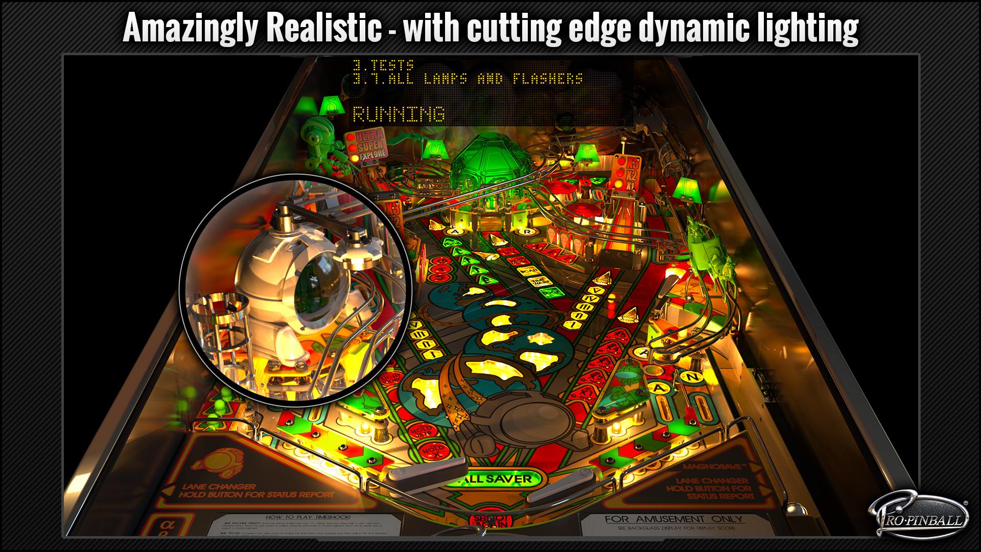 Pro Pinball: Timeshock - Ultra Edition