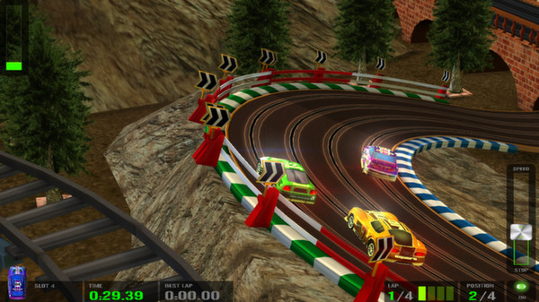 Download HTR Plus Slot Car Simulation-TiNYiSO