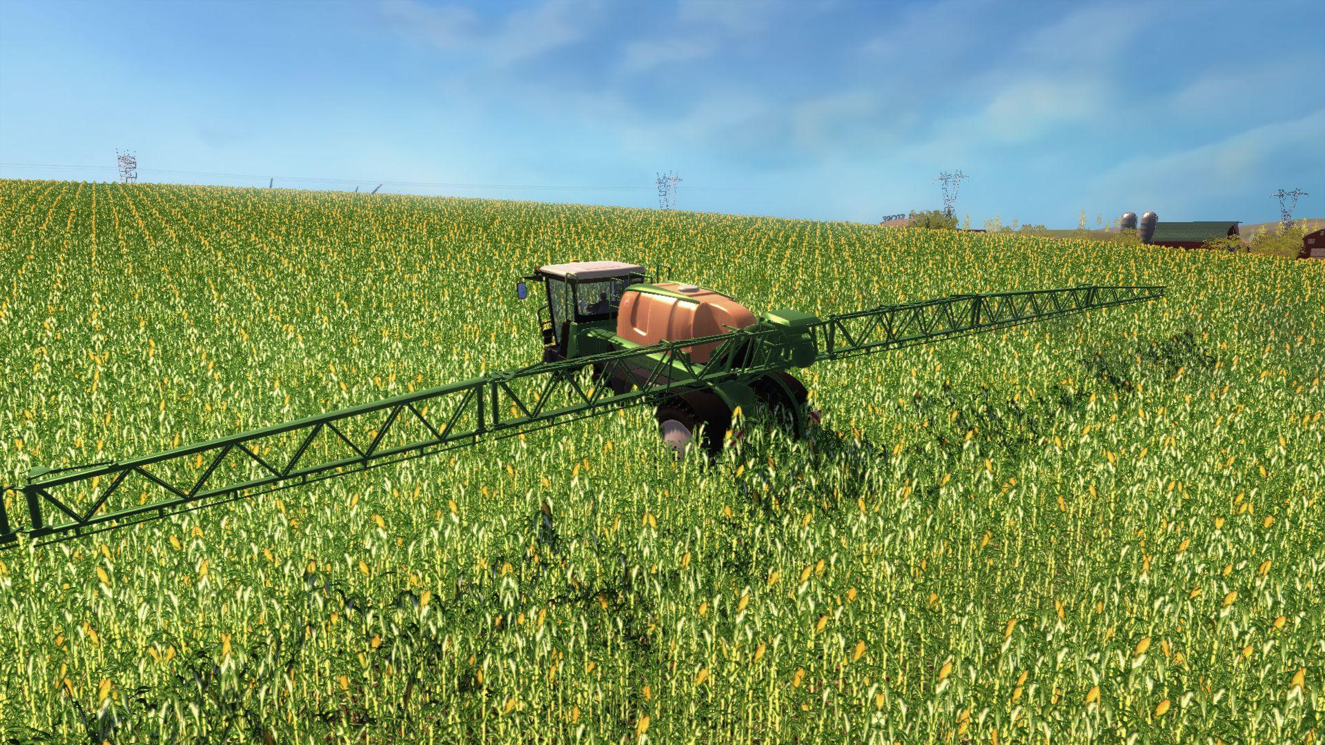 Professional Farmer 2014 - America DLC screenshot