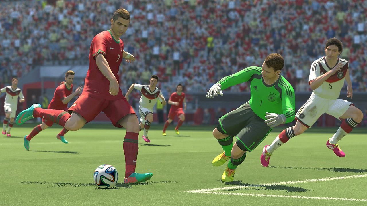 Pro Evolution Soccer 2014 World Challenge SKIDROW