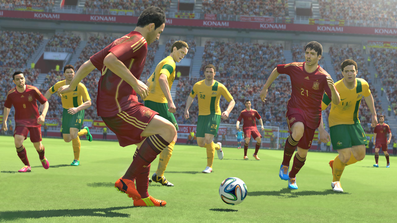 Pro Evolution Soccer 2014 World Challenge SKIDROW