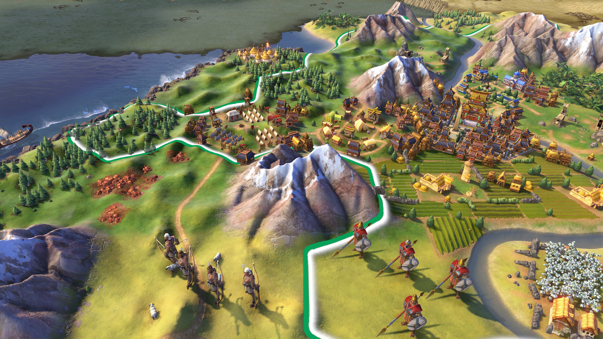 Sid Meier's Civilization VI Screenshot 1