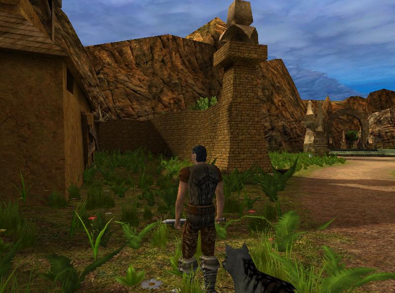 BorderZone screenshot