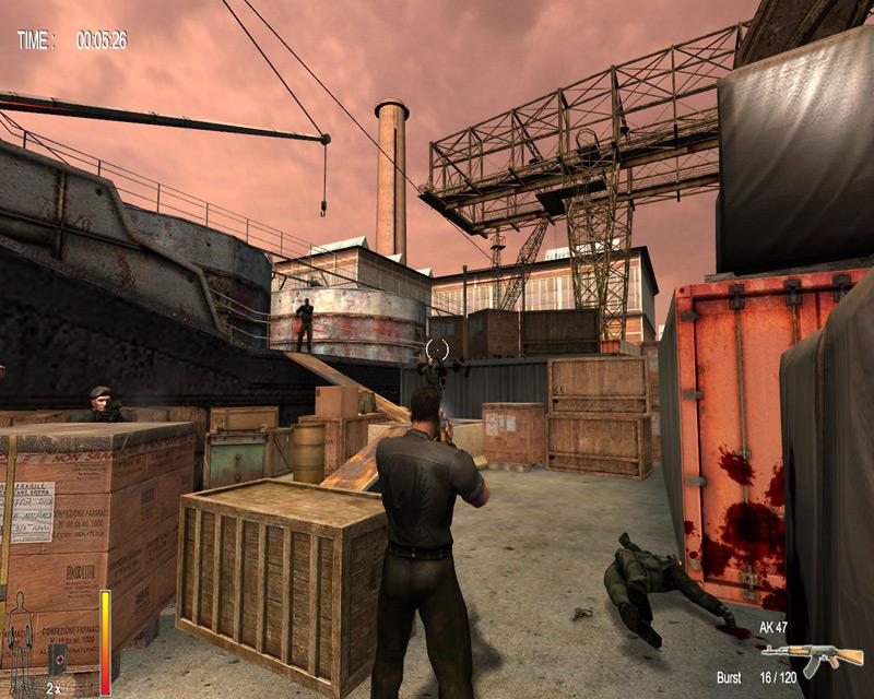 El Matador screenshot