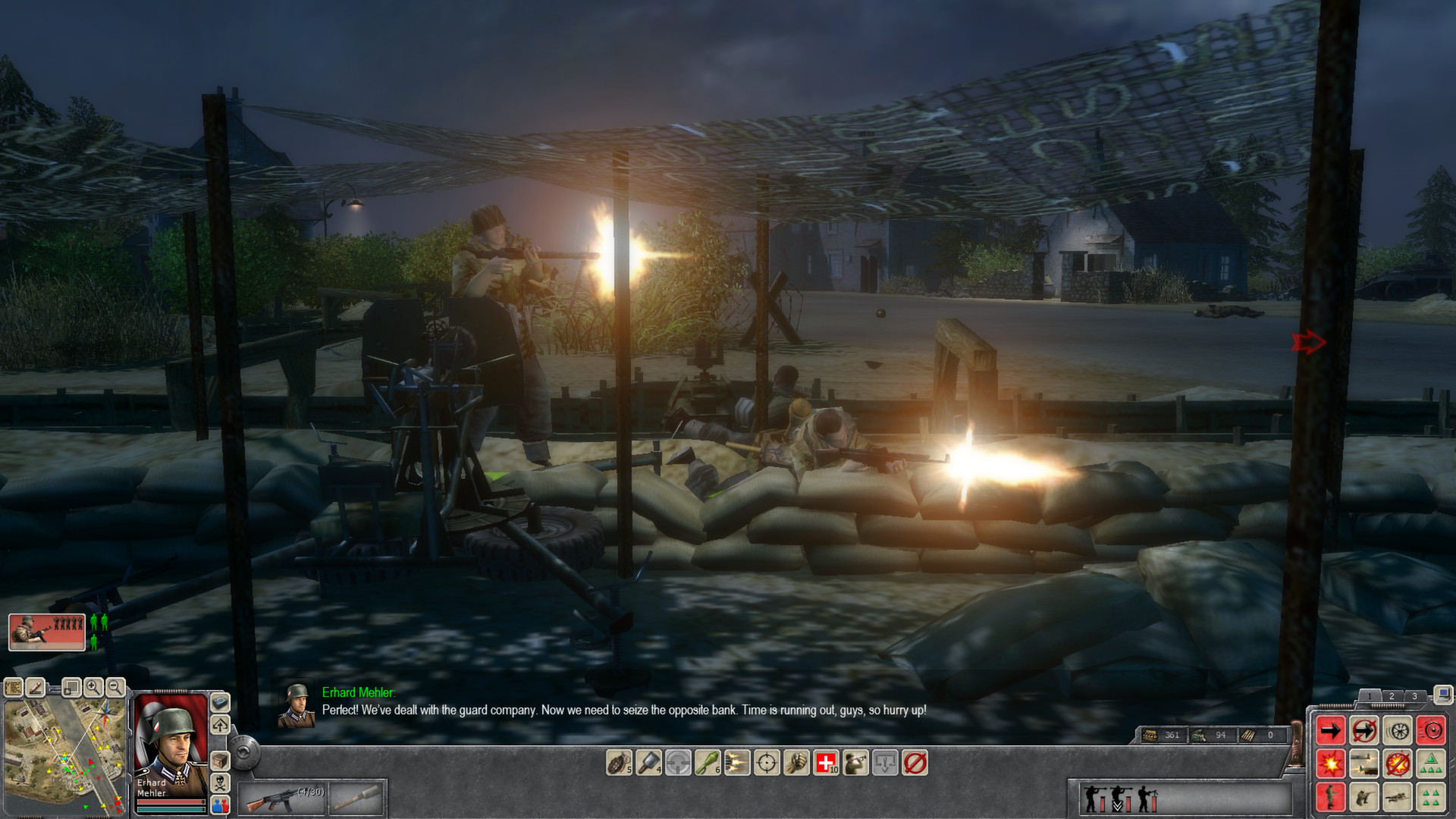 Faces of War screenshot