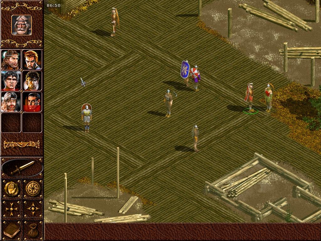 Konung 2 screenshot