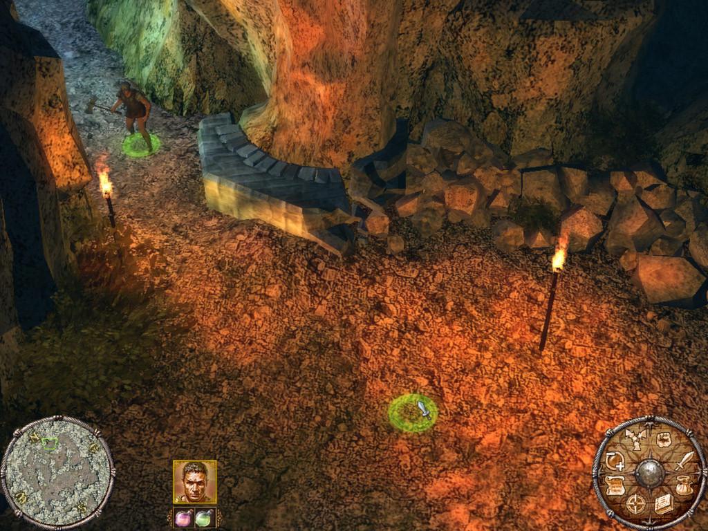 Konung 3: Ties of the Dynasty screenshot