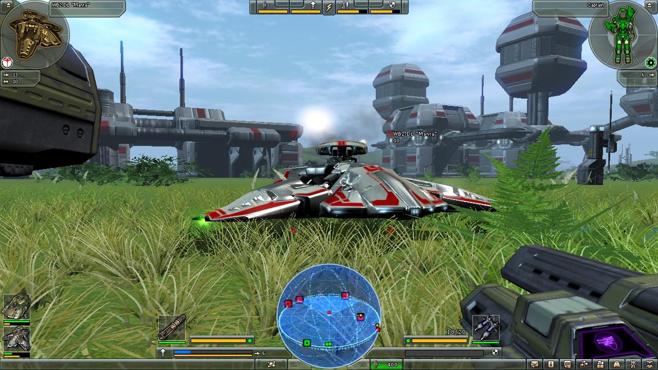 Parkan 2 screenshot