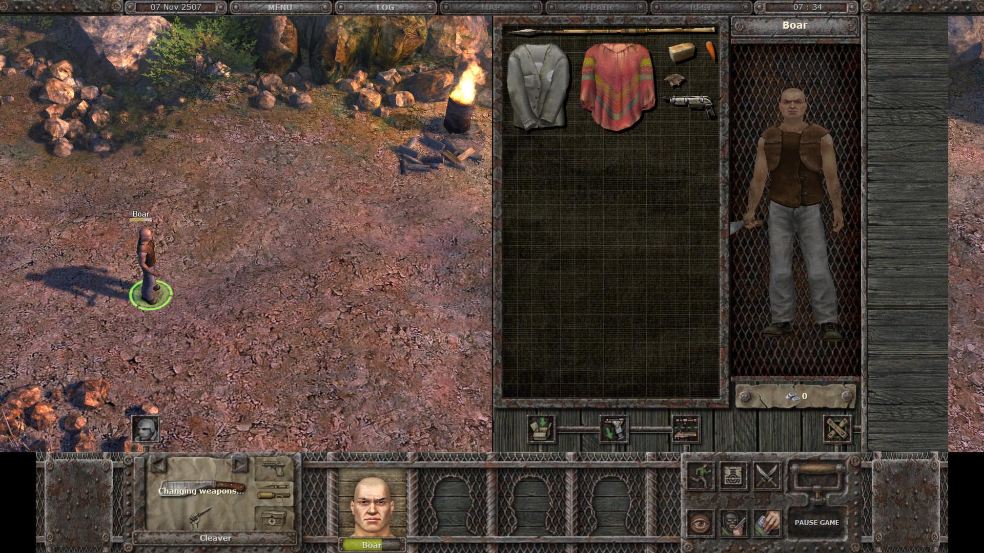Planet Alcatraz screenshot