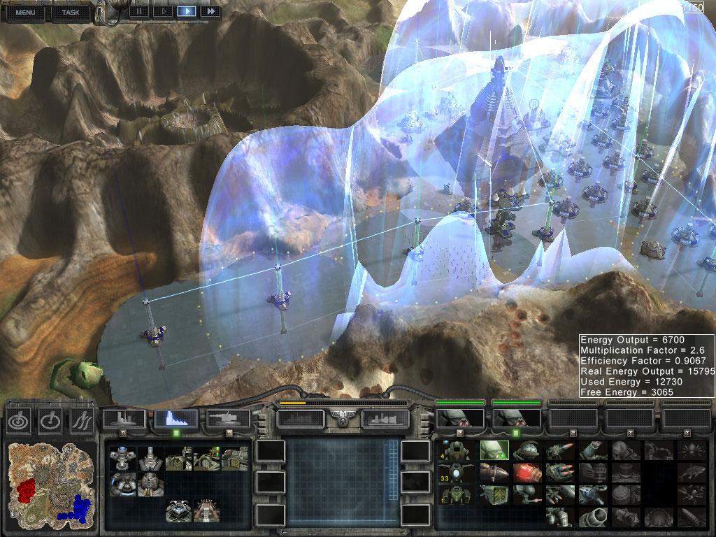 Perimeter screenshot