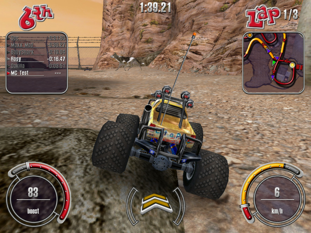 RC Cars screenshot