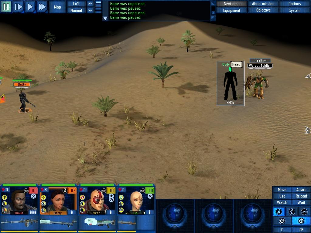 UFO: Aftershock screenshot