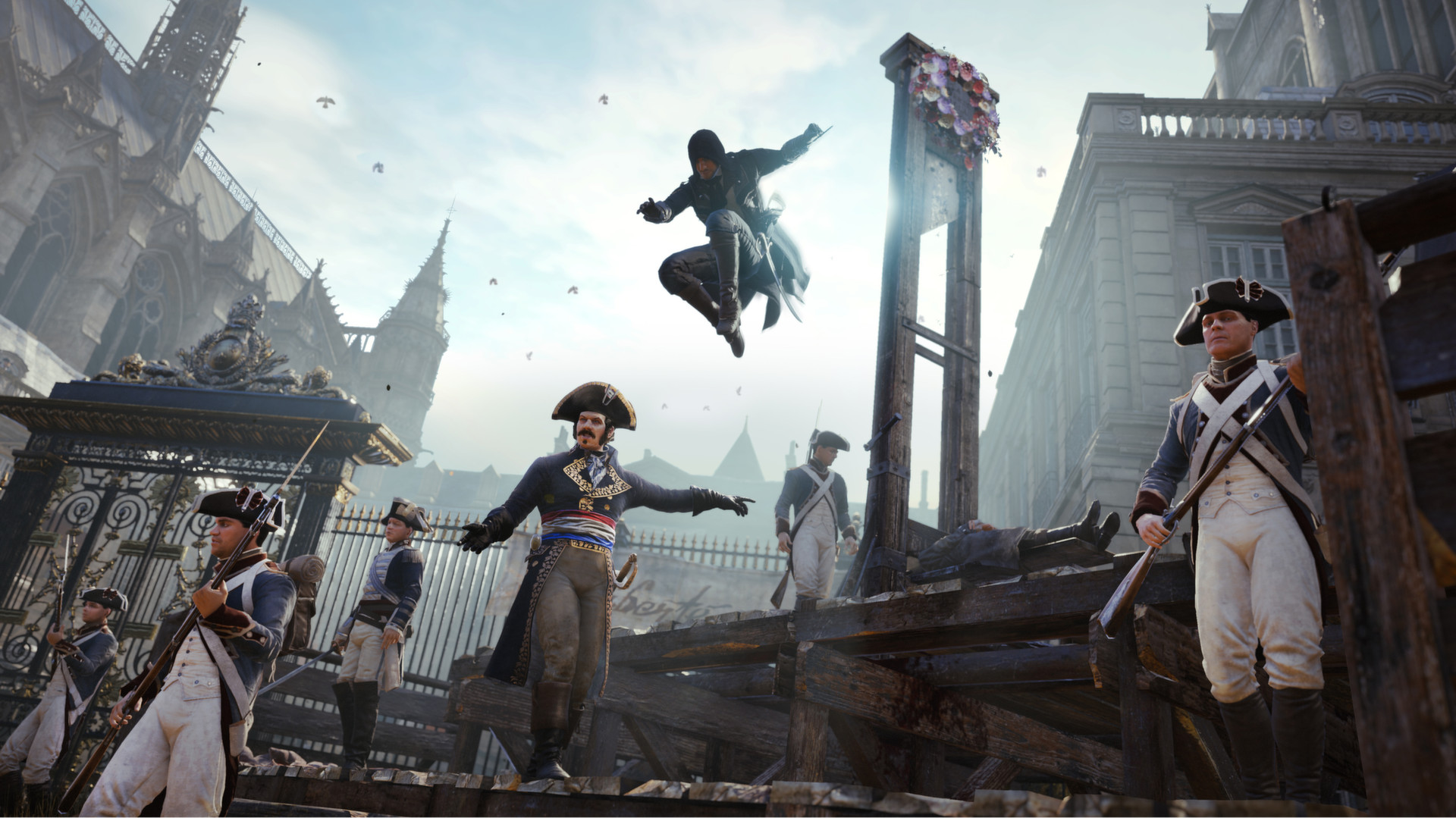 Free Download Assassins Creed Unity Reloaded