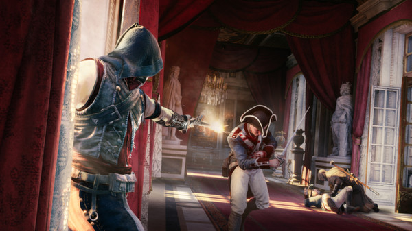Assassins Creed Unity Complete Edition (All DLC) PC RePack Download