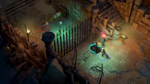 Lara Croft Temple Osiris-CODEX