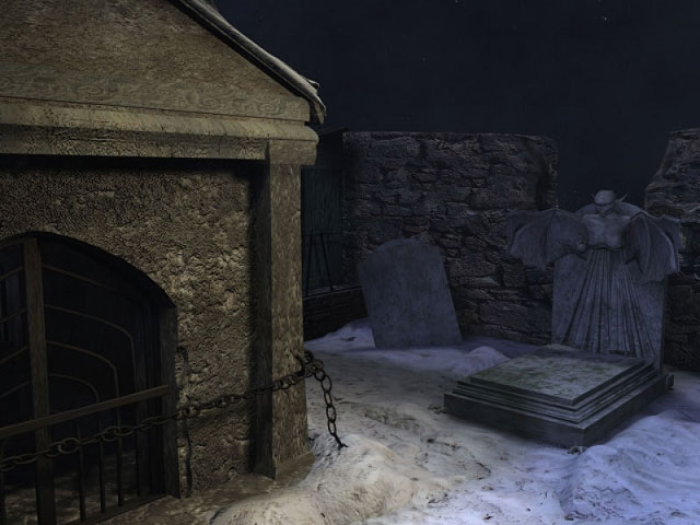 Dracula: The Resurrection screenshot