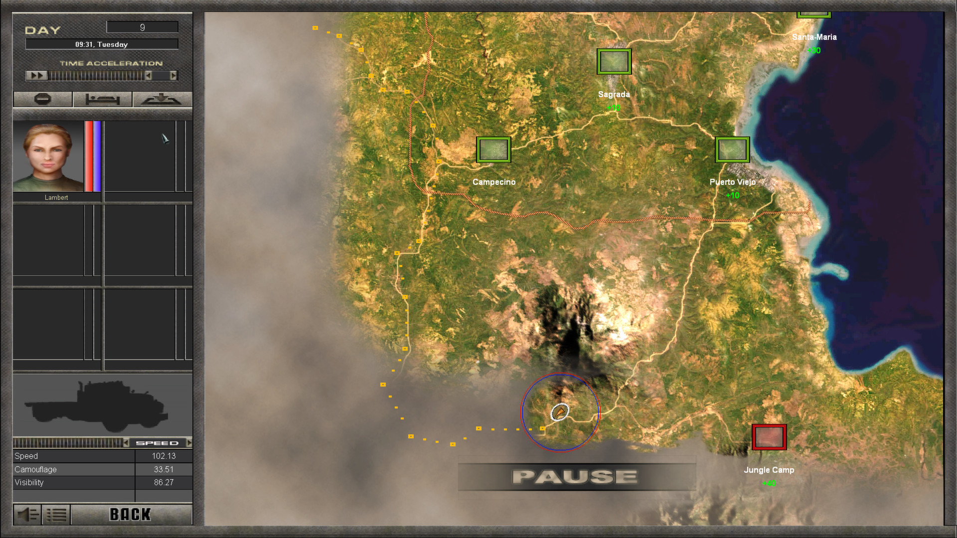 7,62 High Calibre screenshot