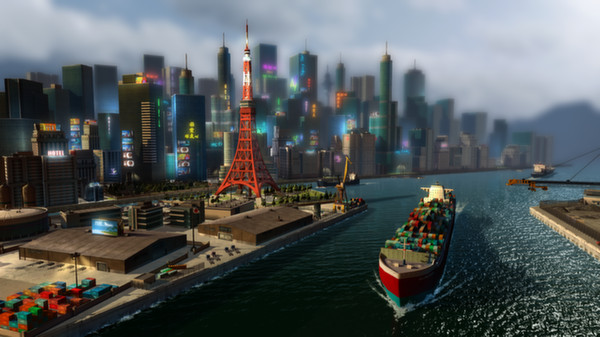 Download TransOcean The Shipping Company-RELOADED