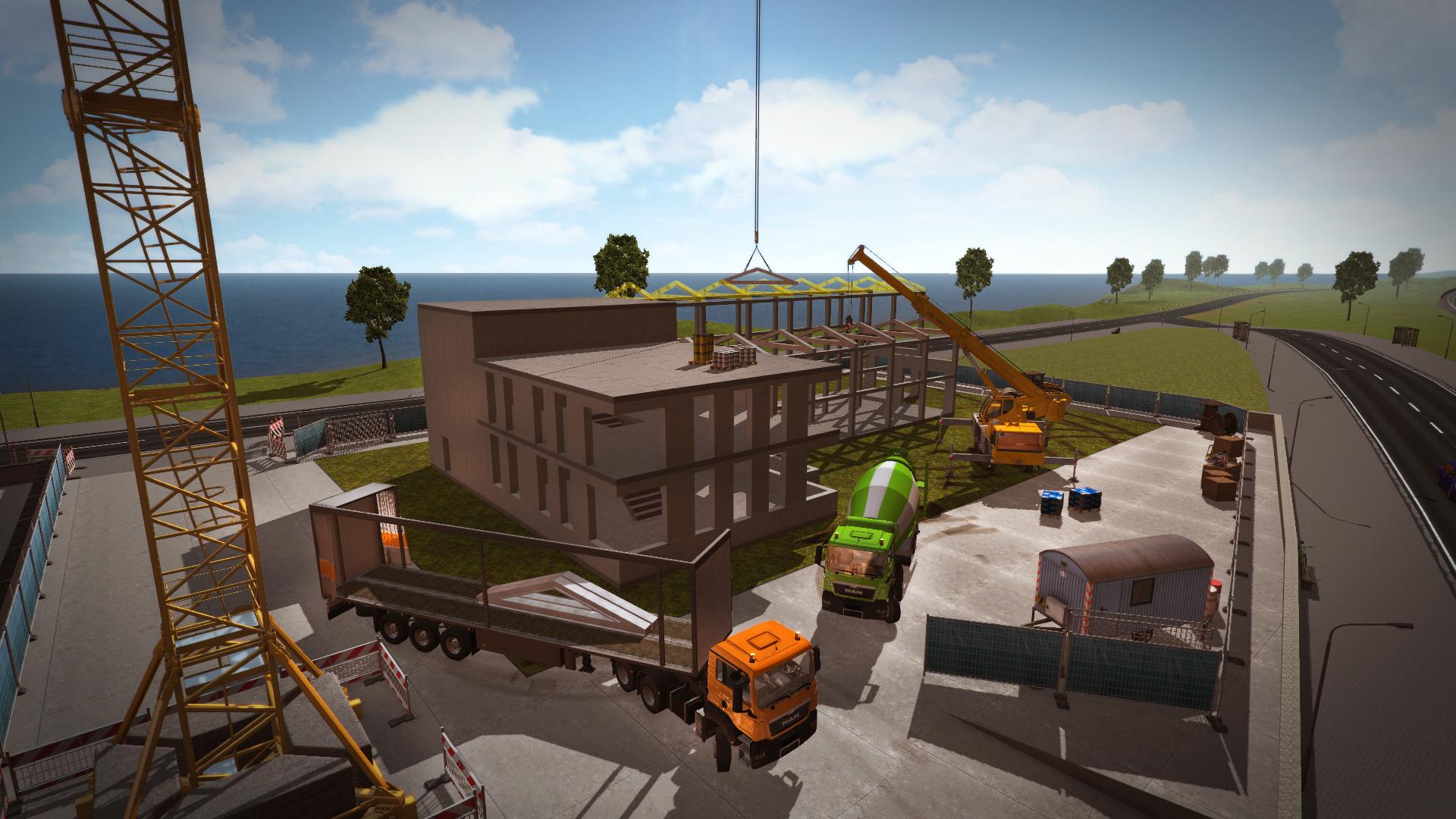 Скачать симулятор строителя через торрент на русском