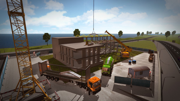 ConstructionSimulator2015 スクリーンショット2