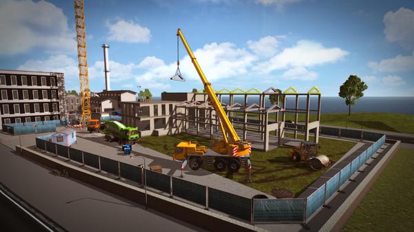 ConstructionSimulator2015 スクリーンショット1
