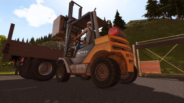 ConstructionSimulator2015 スクリーンショット8