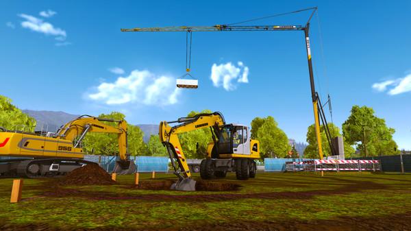ConstructionSimulator2015 スクリーンショット5