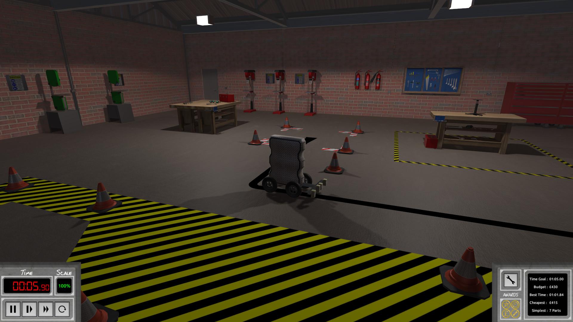 LogicBots screenshot