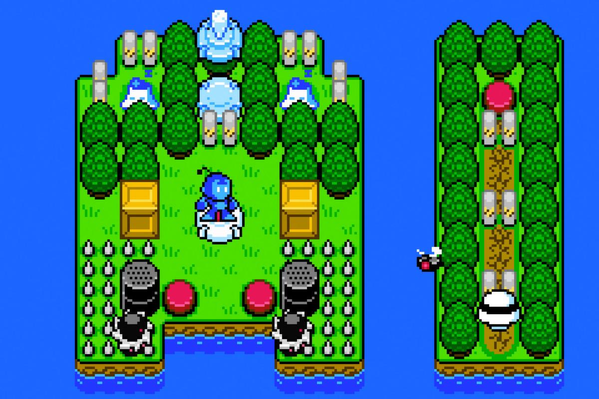 Retro Game Crunch screenshot