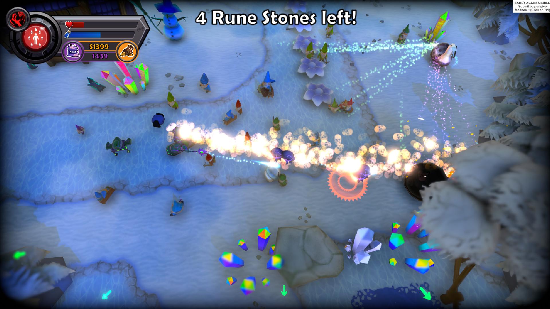Gnomancer screenshot