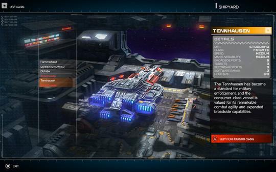 Rebel Galaxy PC Game Download