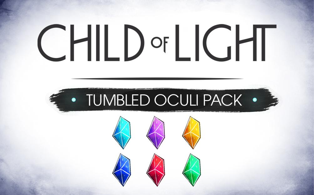 Tumbled Oculi Pack screenshot