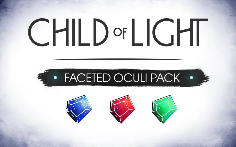 Faceted Oculi Pack screenshot