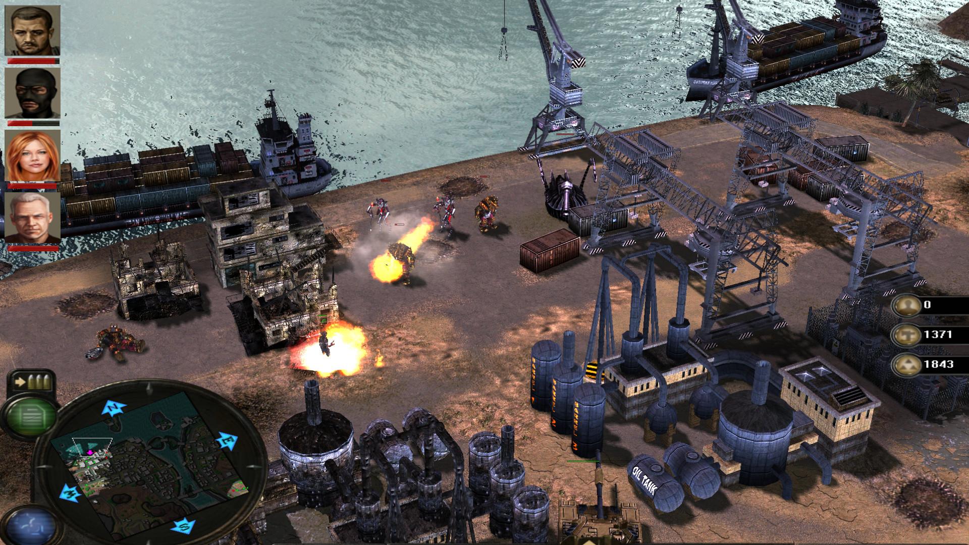 X-Team screenshot
