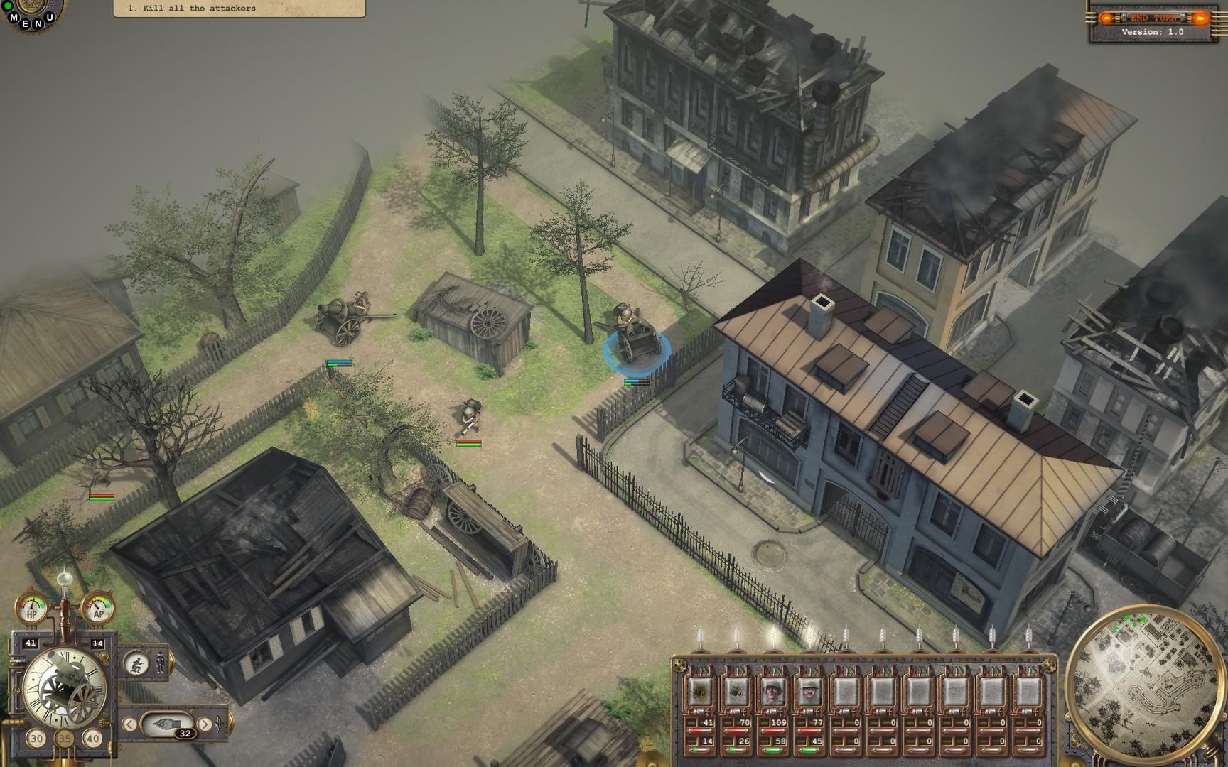 Steam Squad Screenshot 2
