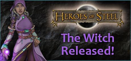 Save 50% on Heroes of Steel RPG on Steam