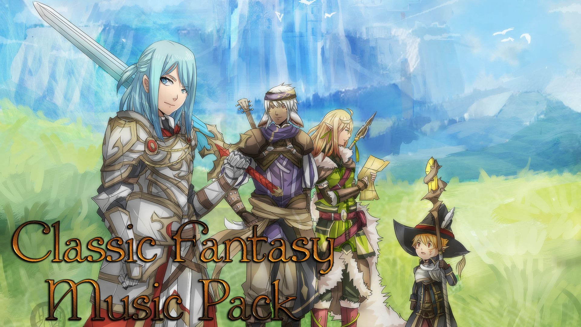RPG Maker VX Ace - Classic Fantasy Music Pack screenshot