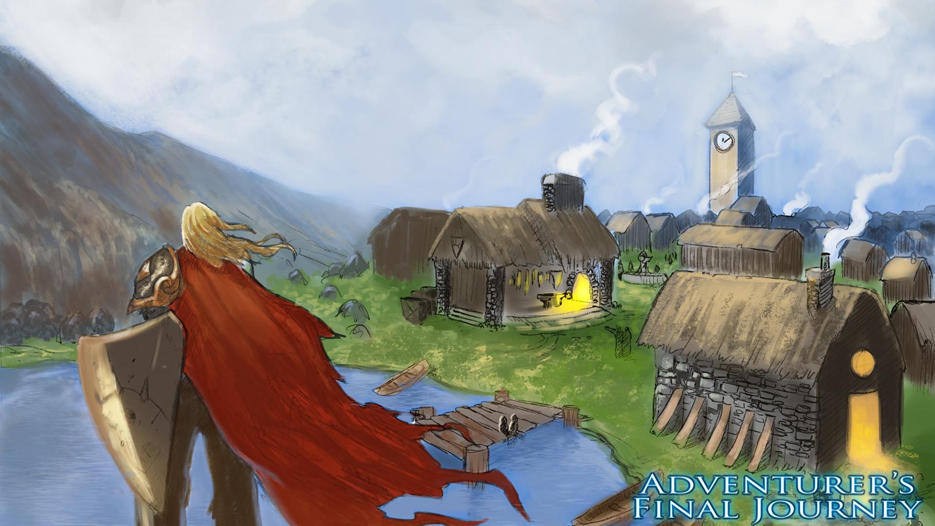 RPG Maker VX Ace - Adventurer's Final Journey screenshot