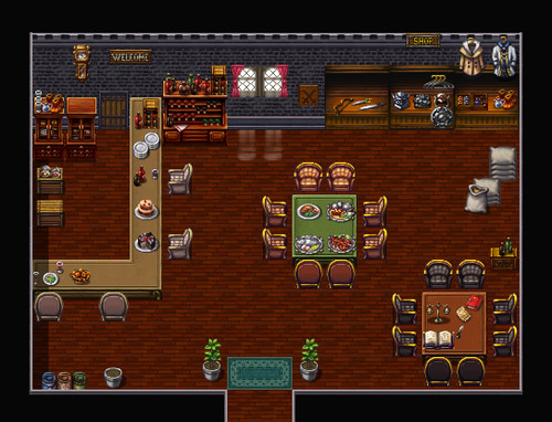 RPG Maker VX Ace - Royal Tiles Resource Pack screenshot